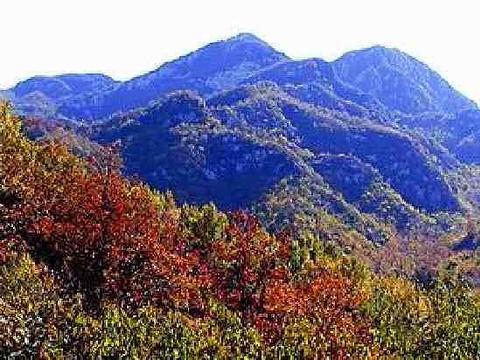 大杨山旅游景点图片