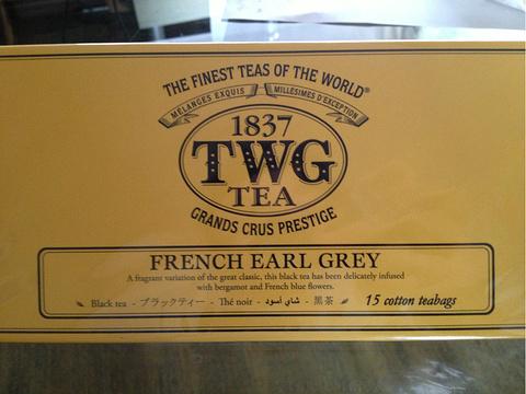 TWG Tea旅游景点攻略图