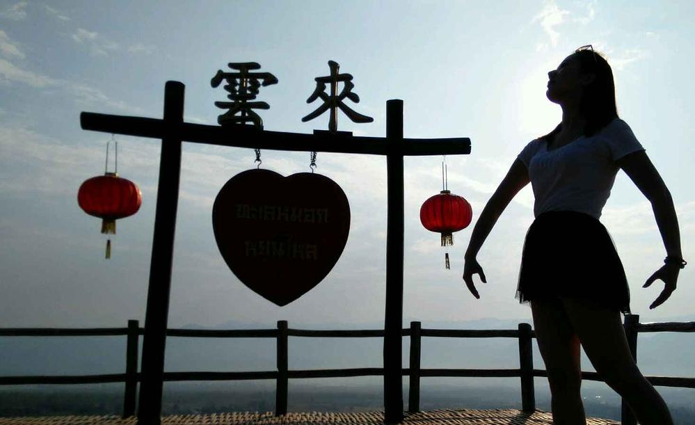 泰美丽~武汉、曼谷、拜县、清迈10天