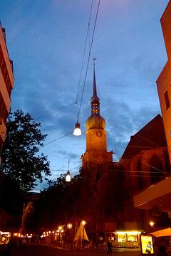 Reinoldikirche 教堂旅游景点攻略图