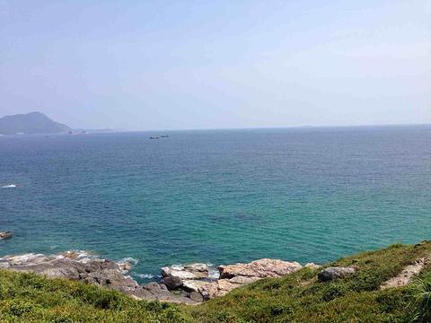东冲西冲海岸线旅游景点图片