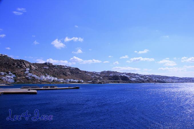 米克诺斯岛图片