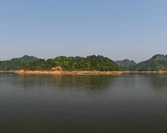 尤溪联合梯田和泰宁大金湖