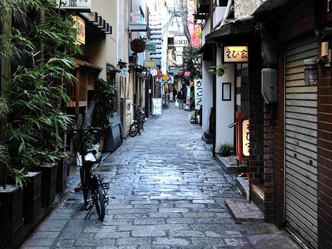 法善寺横丁旅游景点图片
