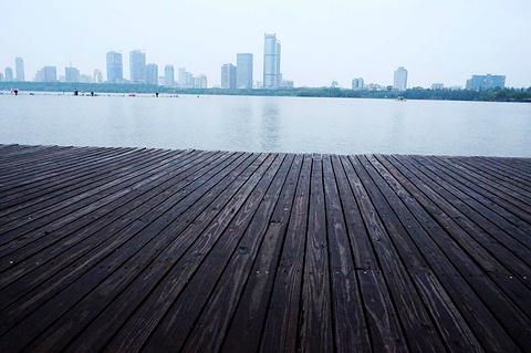 玄武湖旅游景点攻略图