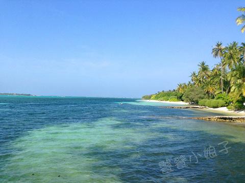 瓦宾法鲁岛旅游景点攻略图