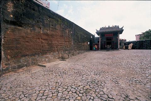 旧城墙遗址旅游景点攻略图
