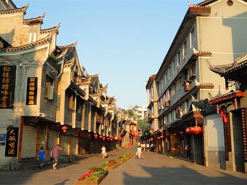 钱王街旅游景点图片