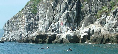 小东海旅游景点攻略图