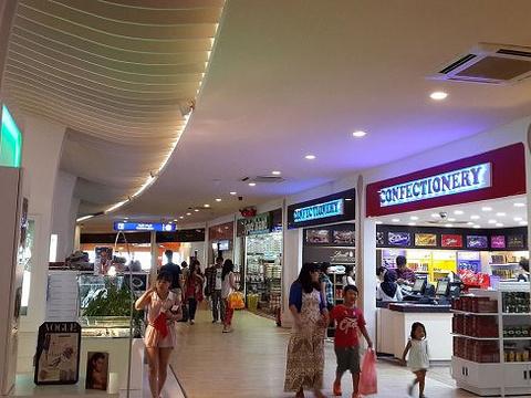 马累机场免税店旅游景点图片