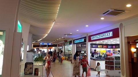 马累机场免税店旅游景点攻略图