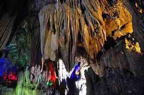 八仙洞旅游景点攻略图