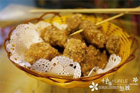 甘单台湾小吃旅游景点攻略图