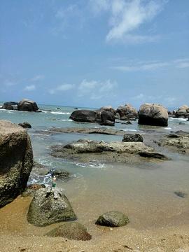 三亚湾旅游景点攻略图