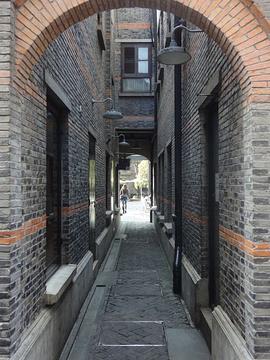 上海新天地旅游景点攻略图