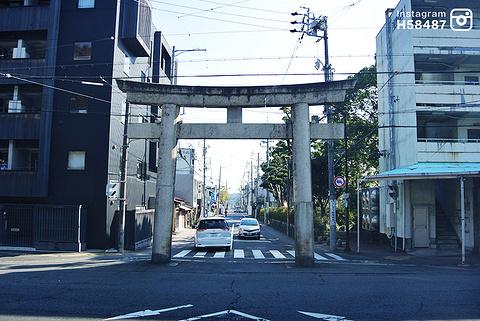 Shizuoka Sengen Jinja Shrine旅游景点攻略图