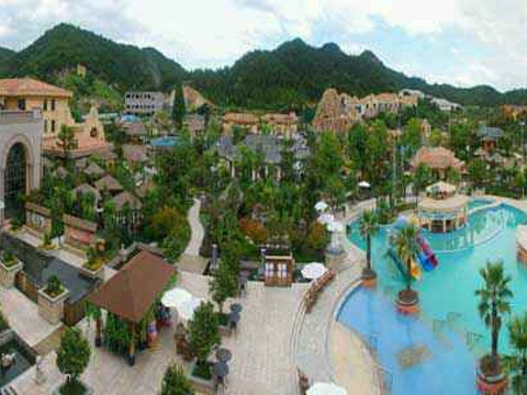 清水湾·沁温泉旅游景点图片