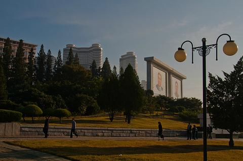 朝鲜国家图书馆旅游景点攻略图