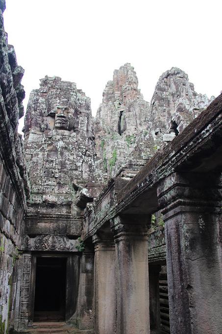 巴戎寺图片