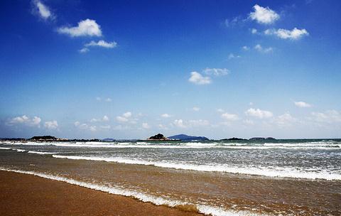 龙凤头海滨浴场旅游景点攻略图