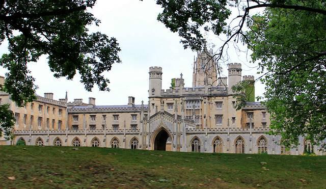 剑桥大学圣约翰学院_2019三一学院门票,剑桥三一学院游玩攻略,三一学院游览攻略路线 ...
