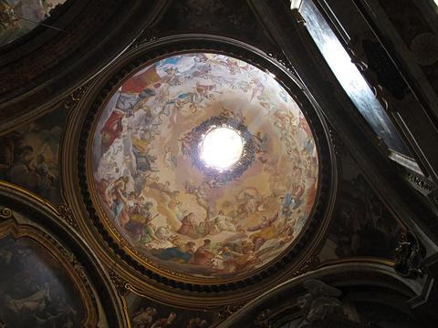 圣依纳爵堂旅游景点攻略图