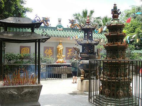 西山寺旅游景点攻略图