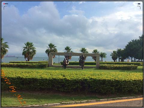 环岛路旅游景点攻略图