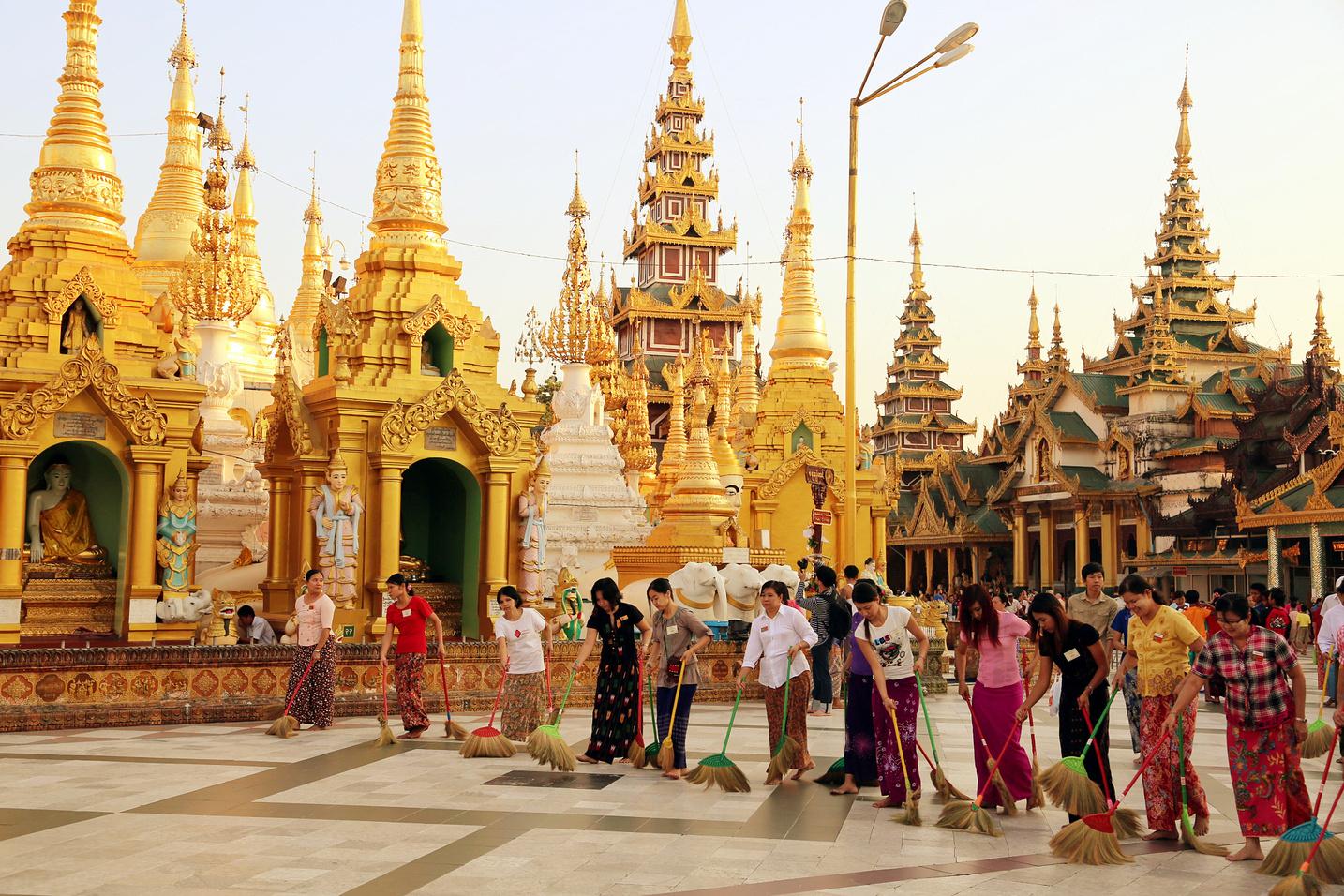 再不去缅甸,就晚了