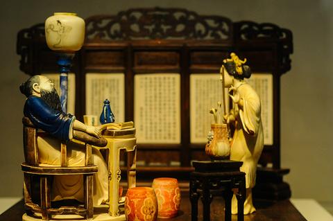 南京博物院旅游景点攻略图