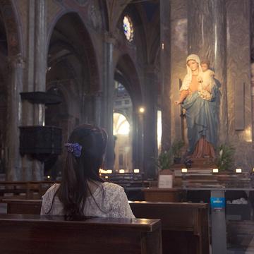 神庙遗址圣母堂旅游景点攻略图