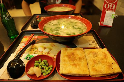 百碗羊汤(丽景店)旅游景点攻略图