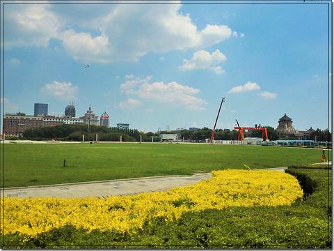 文化广场旅游景点图片