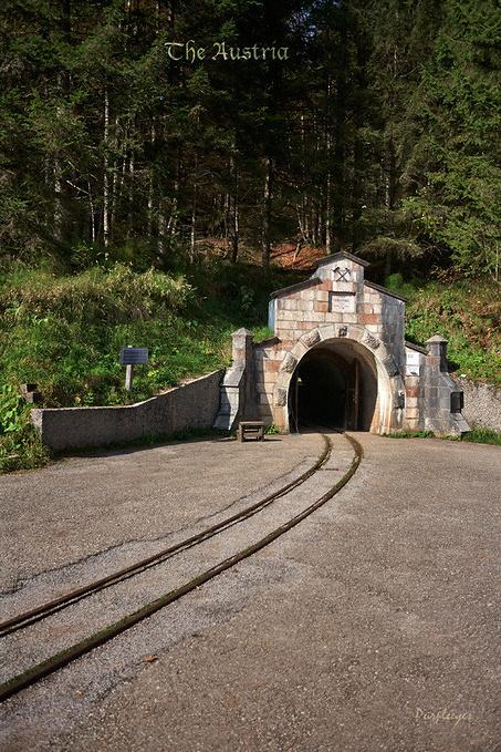 萨尔茨堡盐矿图片
