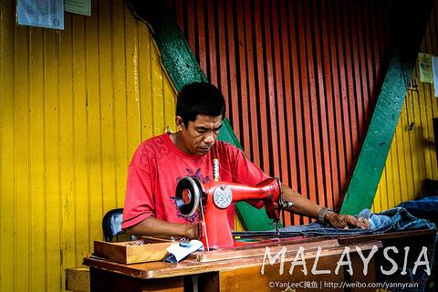 菲律宾手工艺市场旅游景点攻略图
