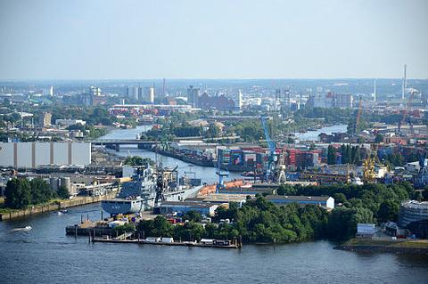 易北河旅游景点攻略图