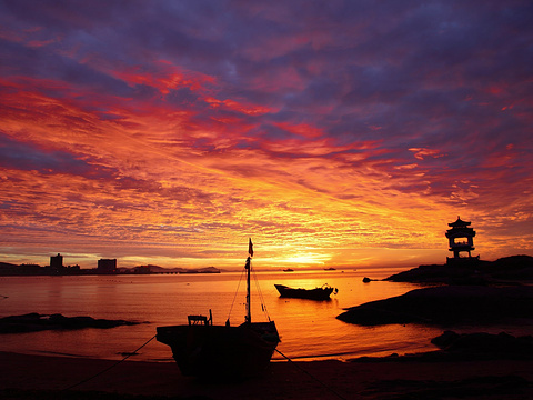 穿越古城来看海——葫芦岛一日游