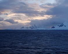 穿越海峡去看你—南极