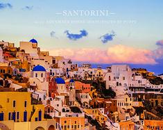 情系爱琴海——圣托里尼,听听这里的故事