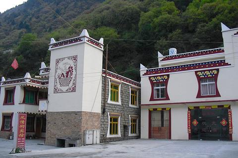 桃坪羌寨旅游图片
