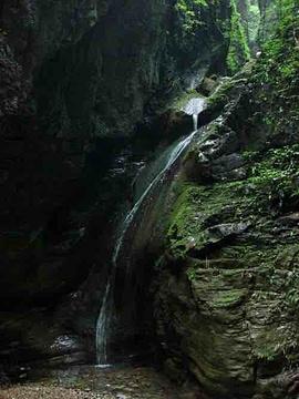 黄崖大峡谷旅游景点攻略图