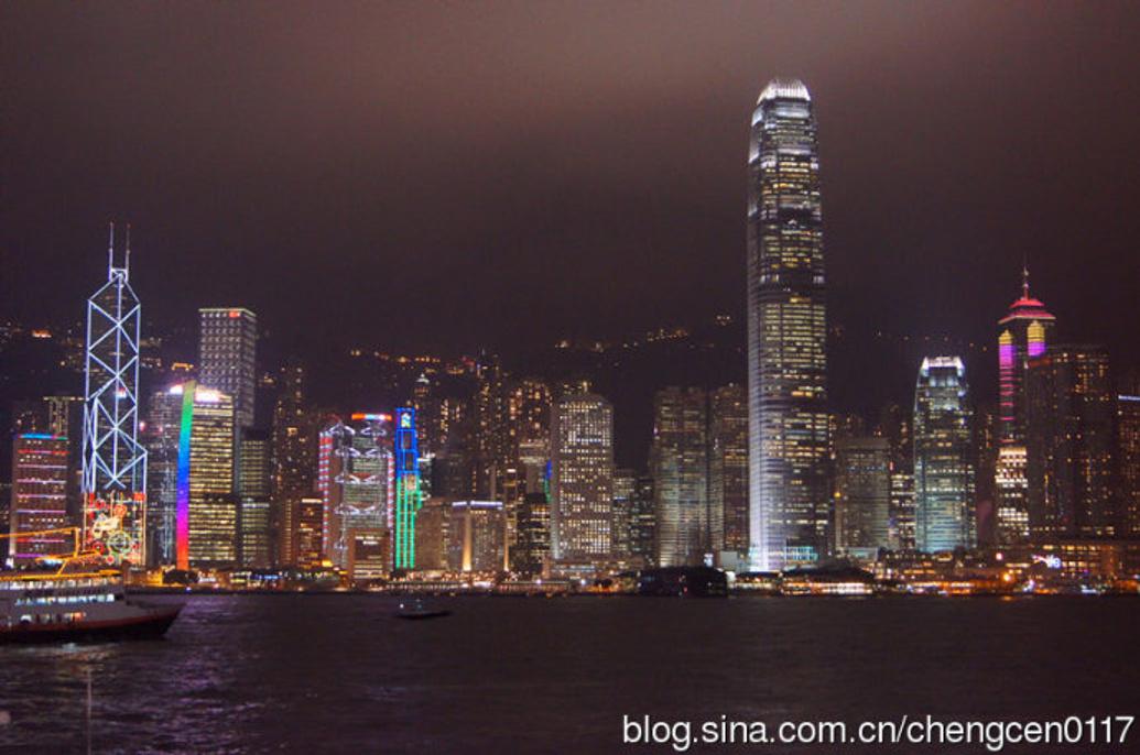 东方之珠——中国香港,带着妈妈去旅行!