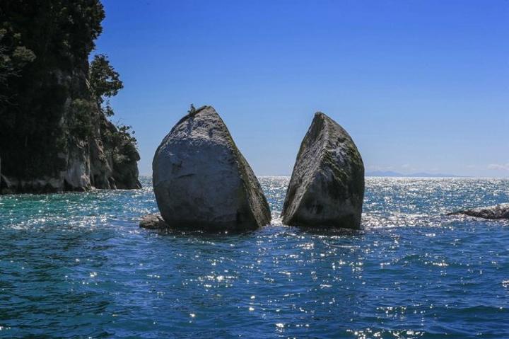 """""""总之,在这里你会很享受,很享受···_阿贝尔·塔斯曼国家公园""""的评论图片"""