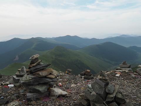 五台山旅游景点攻略图