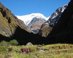 徒步尼泊尔之行走安娜普尔纳大环线