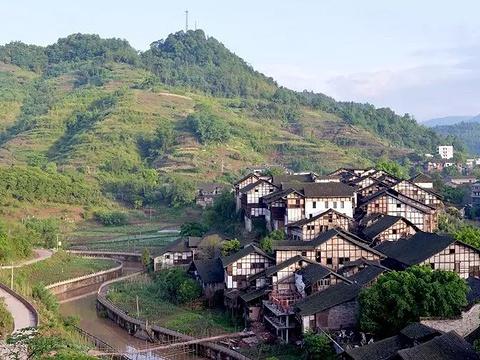 佛宝古镇旅游景点图片