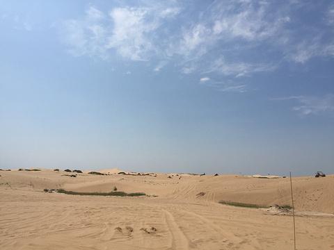 塔敏查干沙漠旅游景区