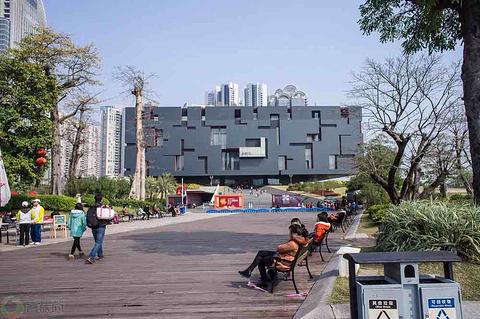 花城广场旅游景点攻略图