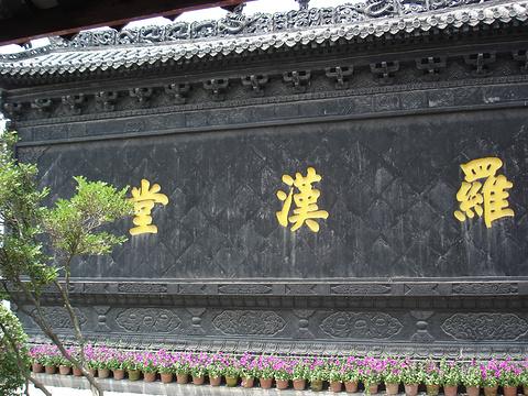 归元禅寺旅游景点攻略图