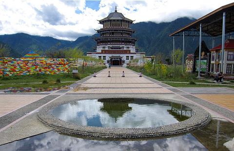 尼洋阁藏东南文化博览园旅游景点攻略图